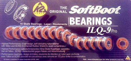 K2 ILQ-9 PRO SCRS TWINCAM BEARINGS