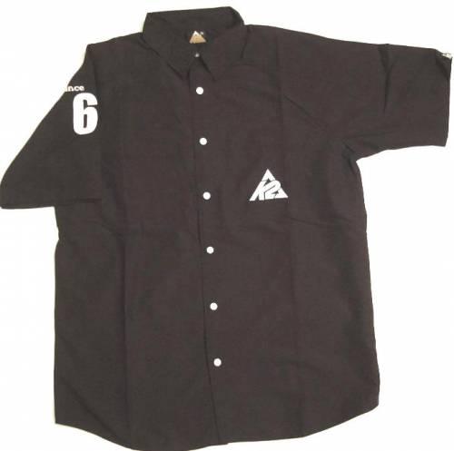 K2 Micro Shirt - schwarz - Größe L - 1