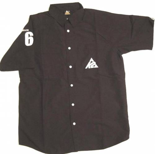 K2 Micro Shirt - schwarz - Größe S - 1