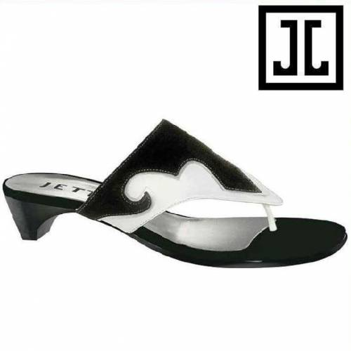 Gaucho Leather Sandale black - EU 38.5 - 1