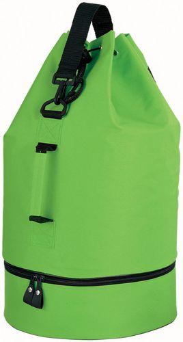 Skaterbag Skatersack Seesack Größe 29 - 42 (grün) - 1