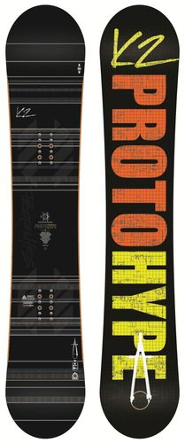 K2 PROTOHYPE Snowboard 153 cm - 1