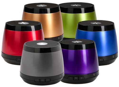 HMDX JAM HX-P230 - Bluetooth Lautsprecher - Farbe: Blueberry (blau)