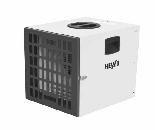HEYLO® Luftreiniger PowerFilter 1400 (weiß) inkl. 3 Filtersystem Virenschutz HEPA HP14 - 1