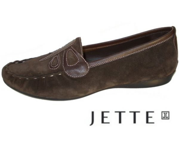 Jette Butterfly Moccasin Cacao - EU 39 - 4