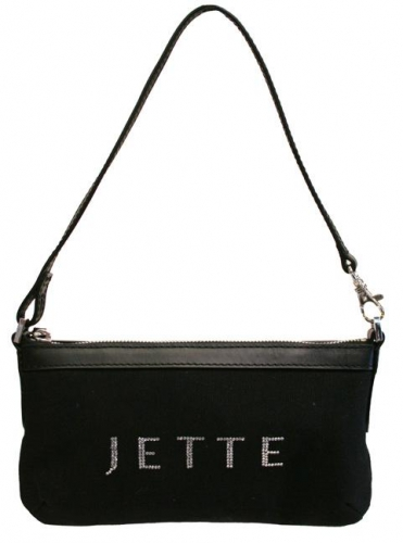 jette joop clutch handtasche tasche schwarz neu ebay. Black Bedroom Furniture Sets. Home Design Ideas