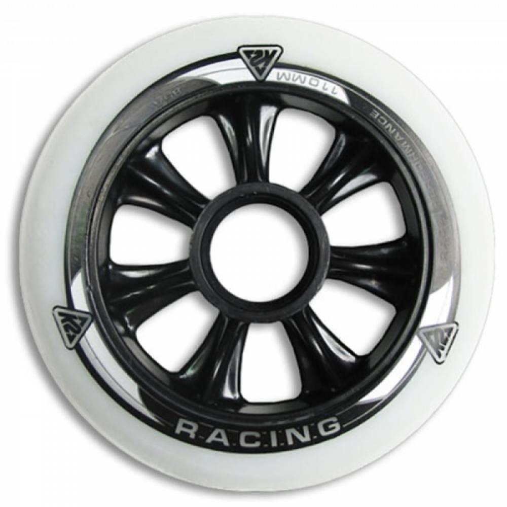k2 skate inliner rollen racing speed extreme 110mm 85a 4. Black Bedroom Furniture Sets. Home Design Ideas