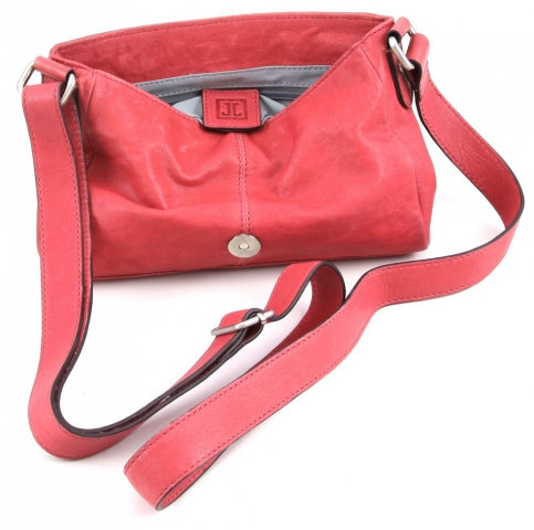 Jette Joop Mrs. Stevens  Damen Shoulderbag red, 13.31.01748.301, 22x15x6 cm (B x H x T) - 2