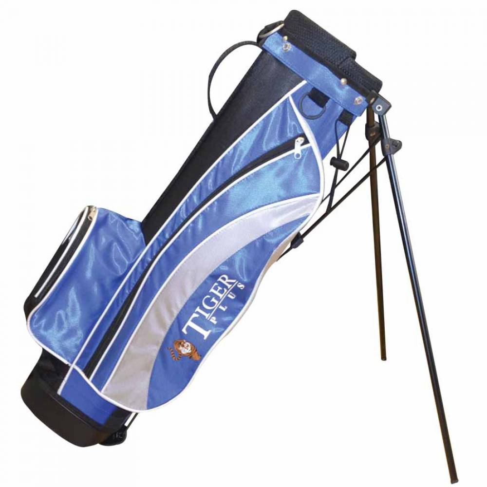 LONGRIDGE Junior Tiger Plus Graphite Golf Package - (4-7) JAHRE LH - JUPTP4GRLH - 4