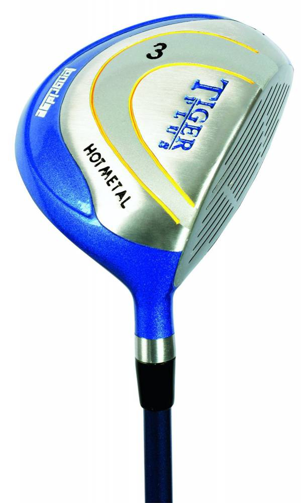 LONGRIDGE Junior Tiger Plus Graphite Golf Package - (4-7) JAHRE RH - JUPTP4GR - 2