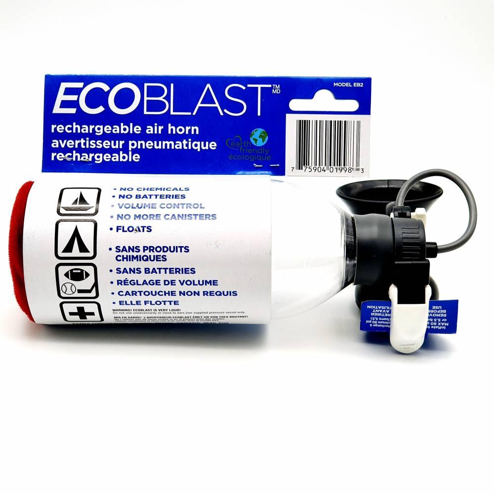 EcoBlast® SPORT EB2 Signal Air Horn - 4
