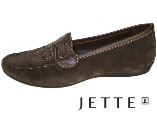 Jette Butterfly Moccasin Cacao - EU 38