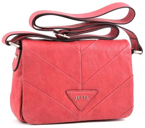 Jette Joop Mrs. Stevens  Damen Shoulderbag red, 13.31.01748.301, 22x15x6 cm (B x H x T)