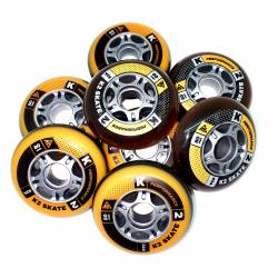 K2 PERFORMANCE FORMULA ROLLEN 8x 80mm/82A