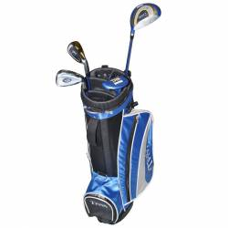 LONGRIDGE Junior Tiger Plus Graphite Golf Package - (8-11) JAHRE RH - JUPTP8GR